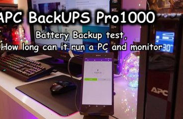 Why do you Need a Battery Backup or a UPS?